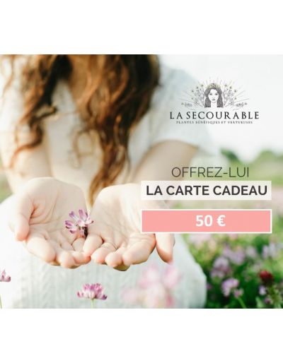 Carte cadeau - La Secourable