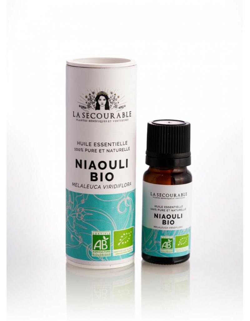 Huile essentielle bio - niaouli