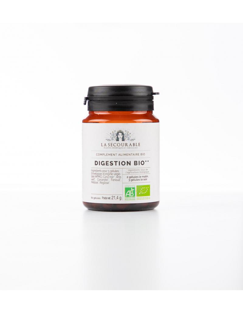 Digestion Bio - Compléments Alimentaires Bio