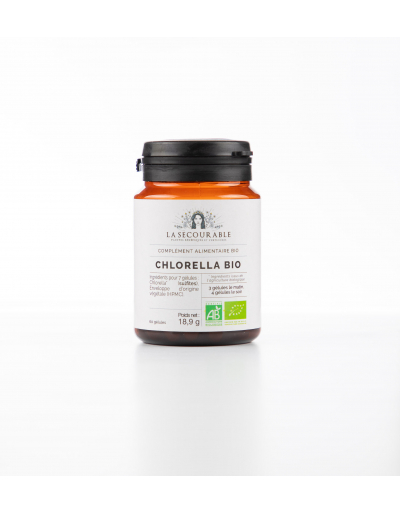 Chlorella Bio - Compléments...