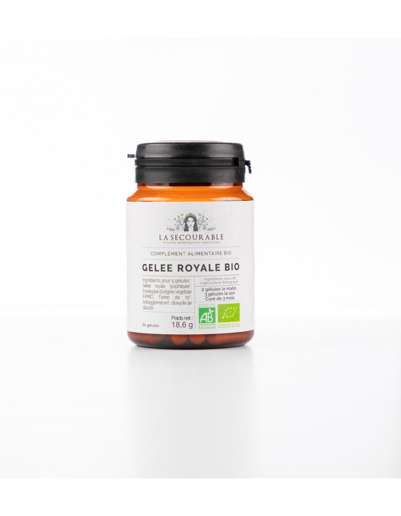 Gelée royale Bio - Compléments Alimentaires Bio