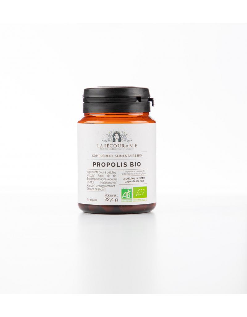Propolis Bio - Compléments Alimentaires Bio