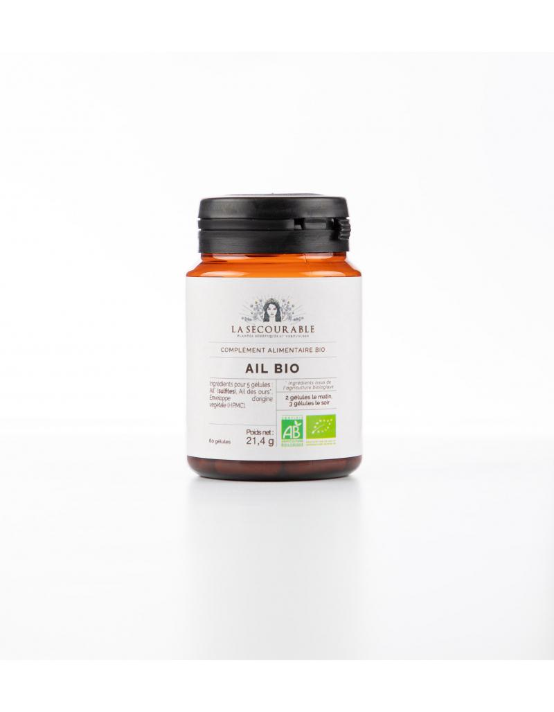Ail Bio - Compléments Alimentaires Bio