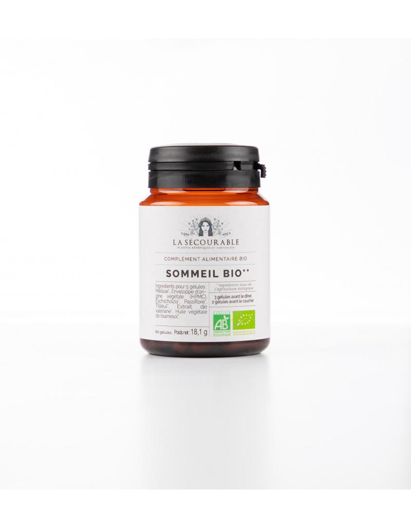 Sommeil Bio - Compléments Alimentaires Bio