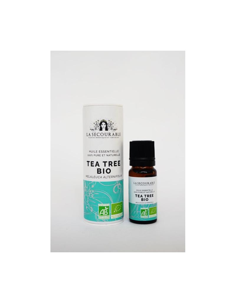 Huile essentielle bio - tea tree