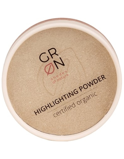 Highlighting Powder Golden...
