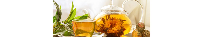 Fleur de Thé - Blooming tea   La Secourable